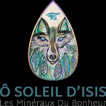 Logo Ô Soleil d'Isis - Les minéraux du bonheur